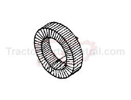 Tail Wheel Amp Tire